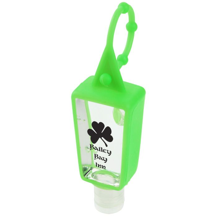 Clean Your Hands Quickly With These Imprinted Sanitizers 24hr