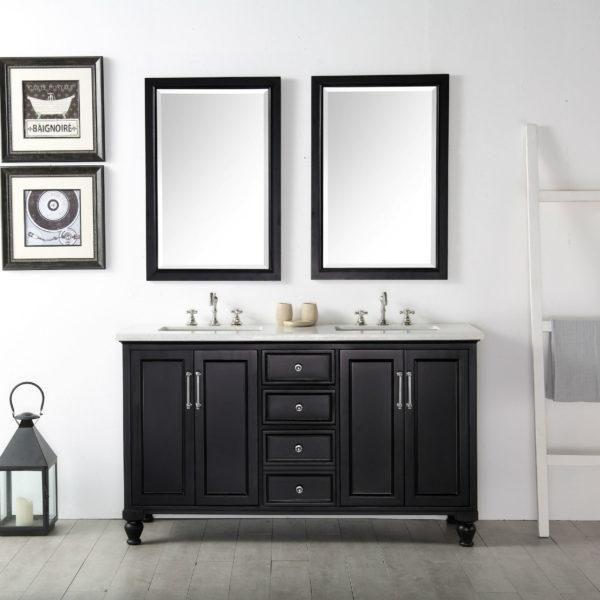 Legion Furniture Wh7560 E Double Vanity Vanity Sink
