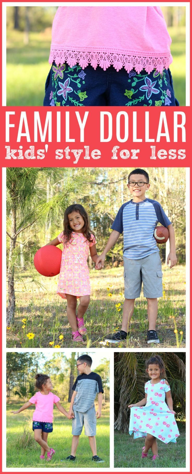 My Secret to Buying Trendy Kids Clothes for Less is part of Trendy Clothes For Kids - Balance your budget like a boss with My Secret to Buying Trendy Kids Clothes for Less  This post is sponsored by Family Dollar  All opinions are my own  My Secret to Buying Trendy Kids Clothes for Less One of the hardest things for moms to learn is balance  Balancing schedules, balancing meals, even balancing quiet …