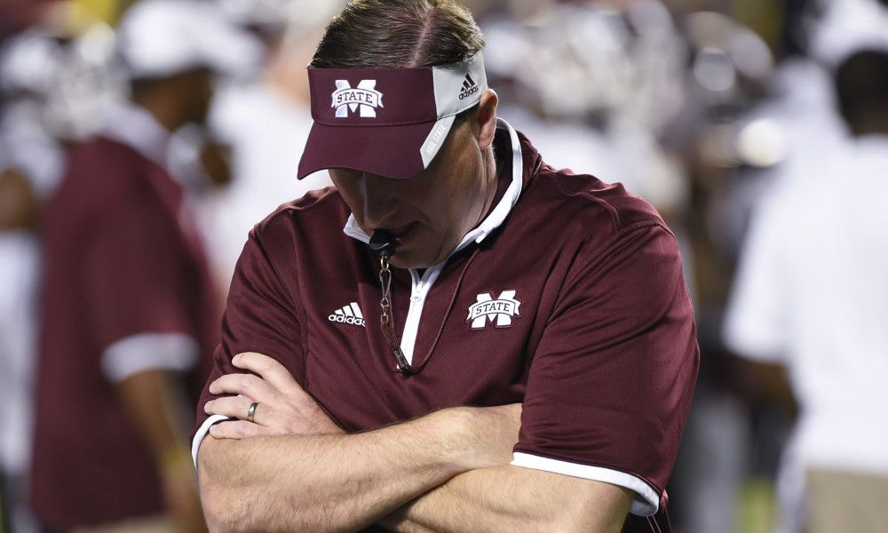 Dan Mullen made a mistake going after twitter King Harbaugh = As a head-shaking month of June continues for the Mississippi State football program, Dan Mullen provided critics with even more reason to look down upon the Bulldogs this past Wednesday morning by attempting.....