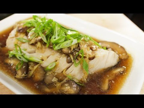 Thai steamed black cod with ginger soy sauce with video keto thai steamed black cod with ginger soy sauce with video keto thai food recipesall forumfinder Image collections