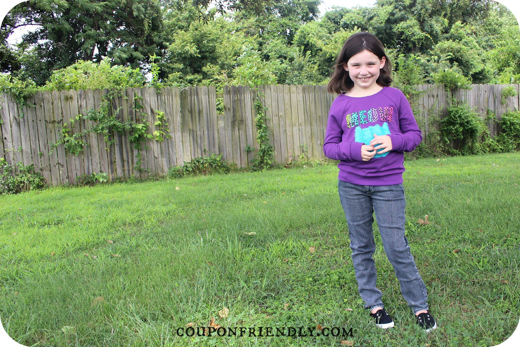 Girls Go Meow Over the @Kmart Back to School Apparel #ad #Kmart http://couponfriendly.com/2015/09/girls-go-meow-over-kmarts-back-to-school-apparel.html