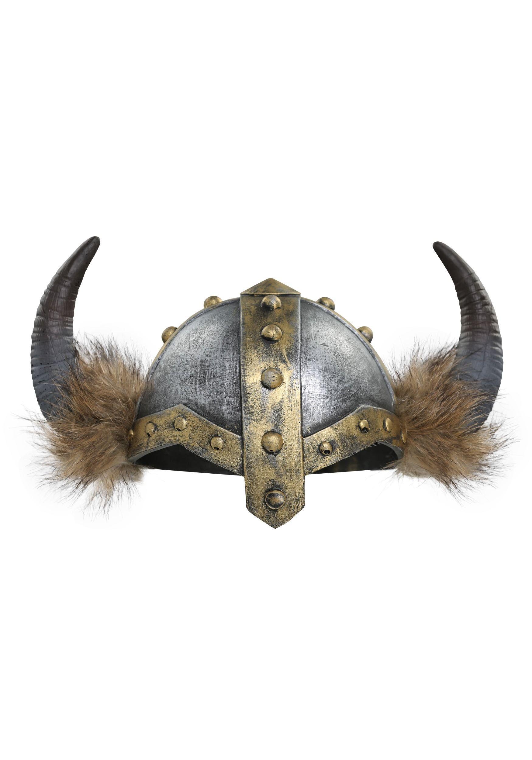 People Of The Ancient World Viking Helmet Headband Costume Accessory