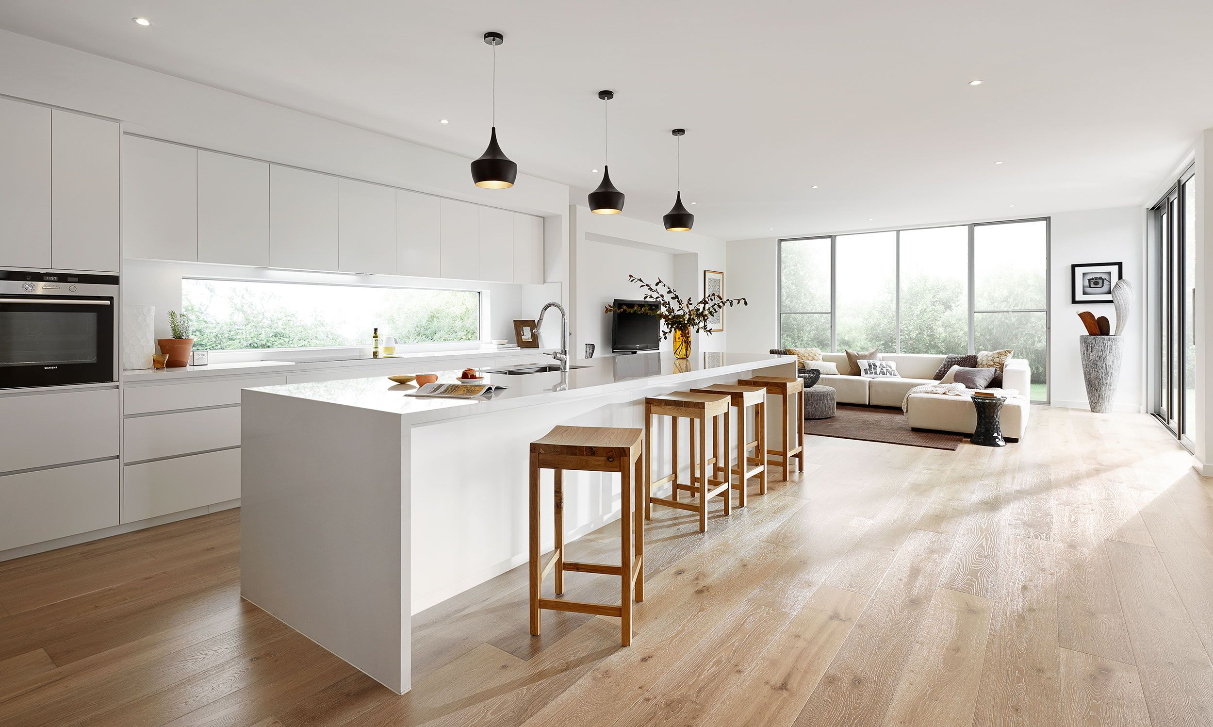 Caulfield 50 kitchen and family. Kitchen inspiration