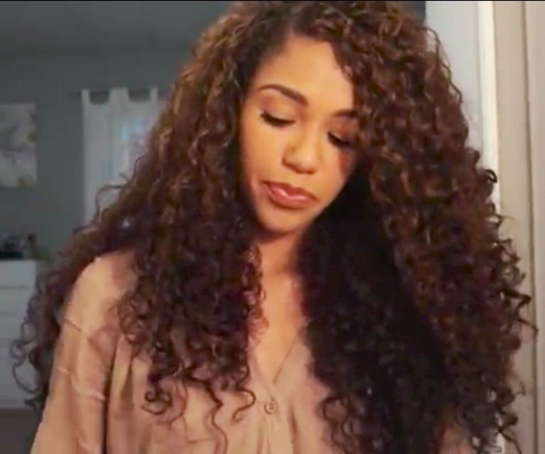 How to get ringlet curls with naturally curly hair-6972
