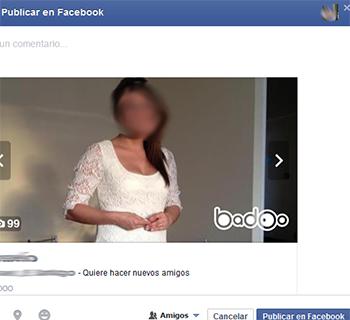 Como Compartir Perfiles Badoo En Facebook Contactos Bdoo Ligar Dating Conocer Gente Nueva Perfiles Facebook Conoce Gente