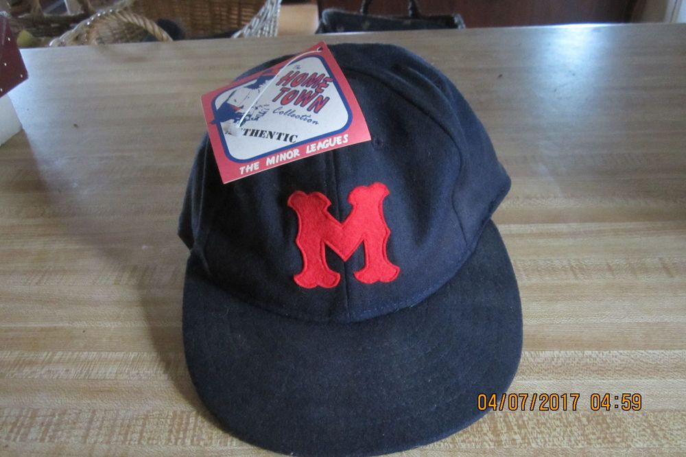 c2785976a Ebbets Field Flannels 1937 Mission Reds Wool Cap Hat New  #EbbetsFieldFlannels #MissionReds