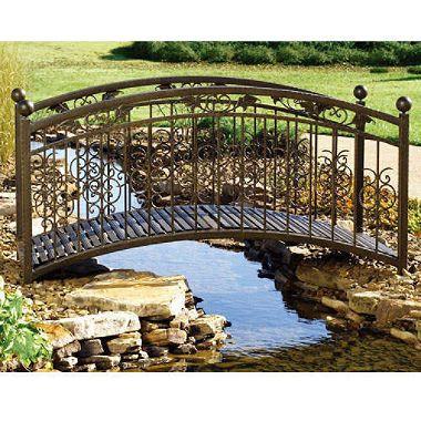 Nice Sunjoy Garden Bridge At Samu0027s Club  Have To Visit For Price