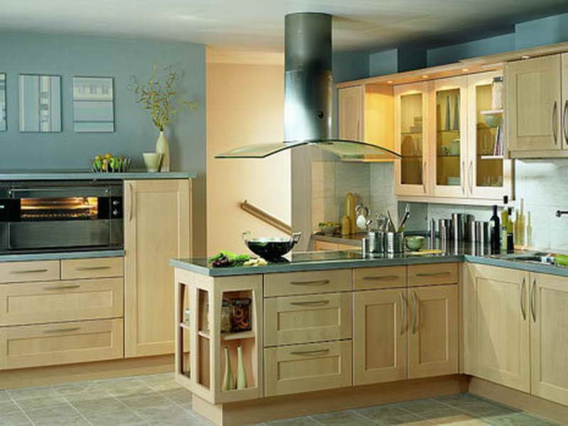 Best Paint Colors For Small Kitchens With Blue Color Style Bold Kitchen Kitchen Color Kitchen Paint Colors