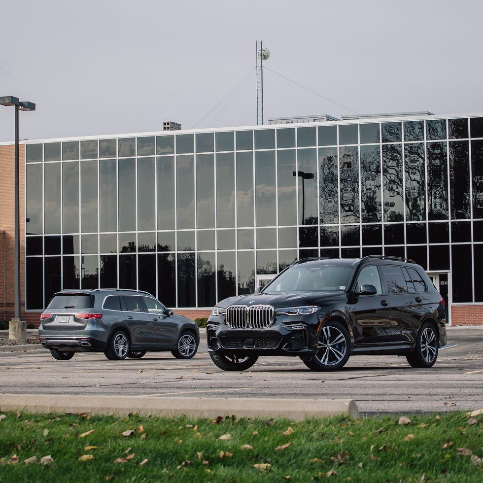 2019 BMW X7 Vs. 2020 Mercedes-Benz GLS-Class: Which