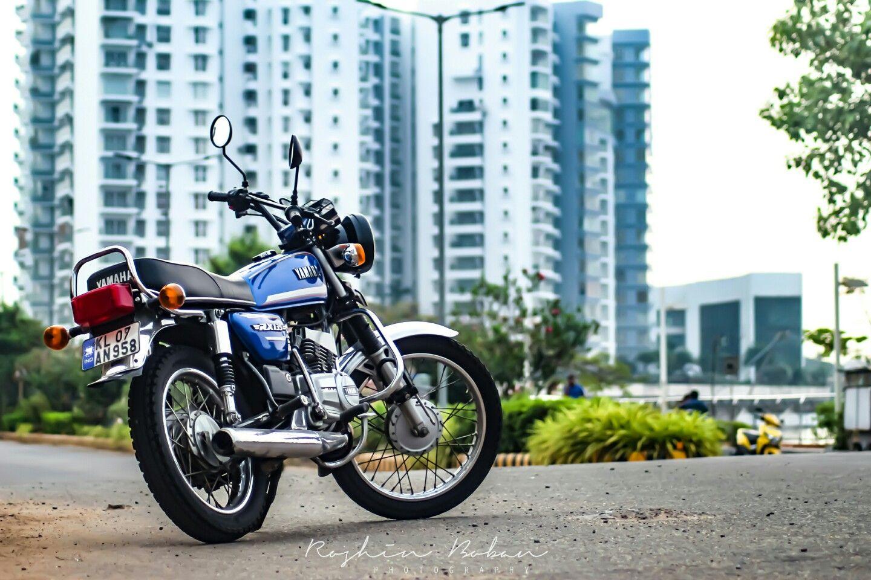 2stroke Yamaha Rx135 Kochi Kerala India Blulady