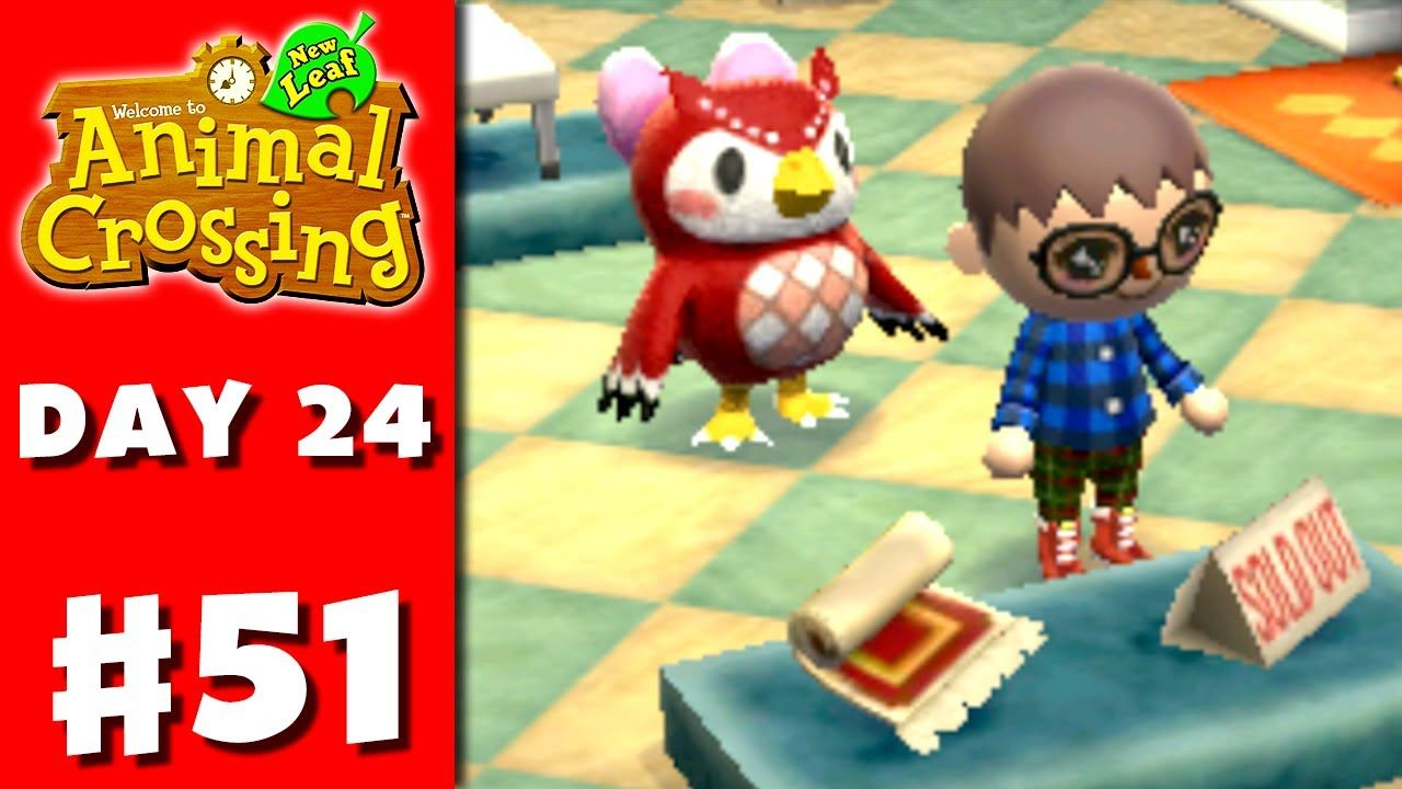Animal Crossing New Leaf Part 51 Museum Renovation Nintendo