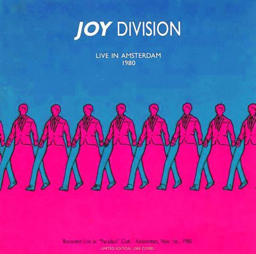 Resultado de imagen para joy division live in amsterdam 1980
