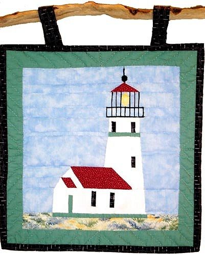 Quilting Lighthouse Patterns : Lighthouse Quilt Patterns from Sentries of Light Quilts Pinterest Patterns and Paper piecing