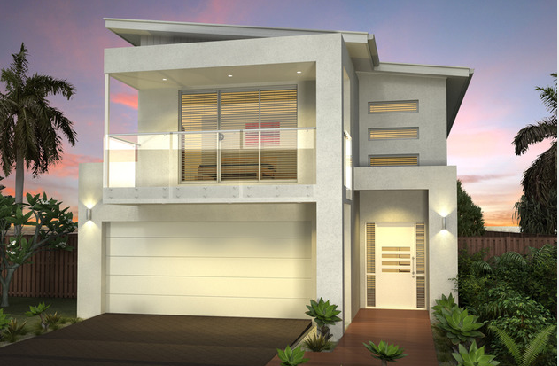 Adenbrook homes twins on metres also narrow lot plan in rh pinterest