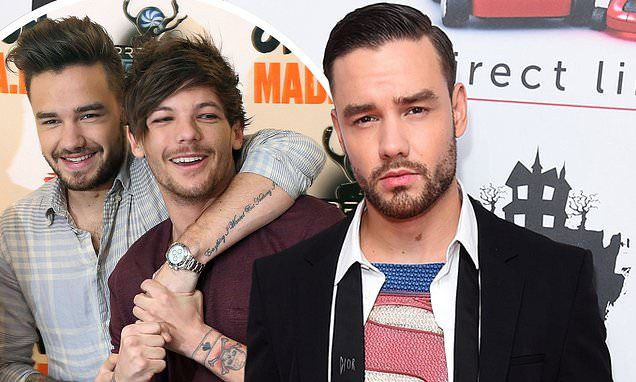 Liam Payne reveals One Direction bandmate Louis Tomlinson is 'doing really well' #liampayne