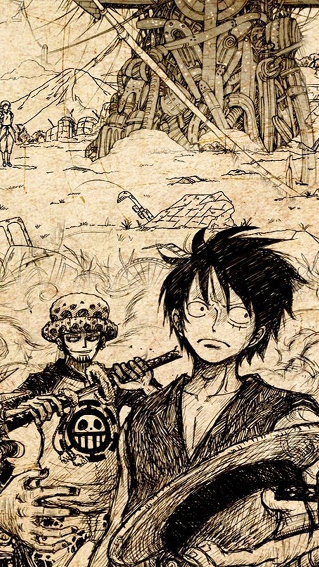 Pin On One Piece Anime
