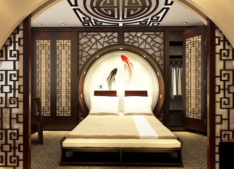 Good Japanese Themed Ideas To Create A Simple Bedroom House Decoration