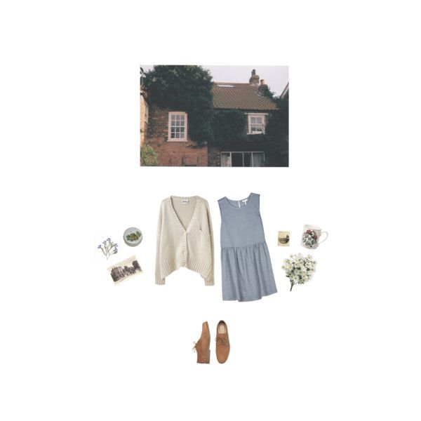 """""""sitting on the roof watching the sunset"""" by dulcis-morte on Polyvore"""