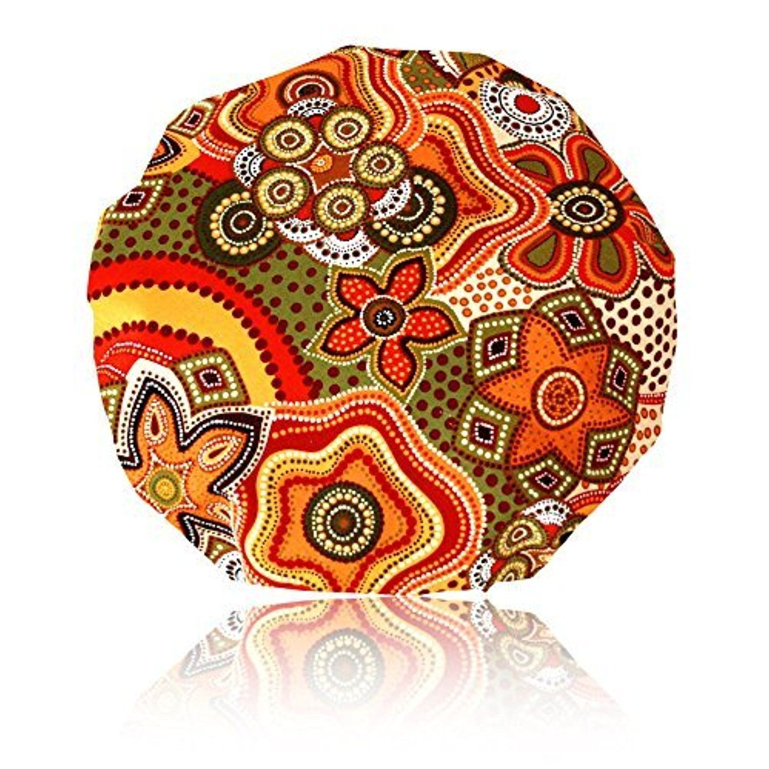 Luv 2 Lounge Shower Cap Asha African by Luv 2 Lounge -- Awesome products selected by Anna Churchill