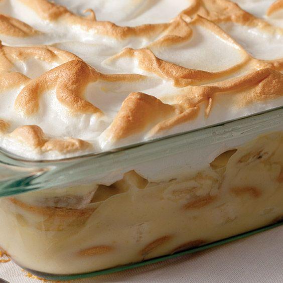 Homestyle Banana Pudding Recipe #bananapudding