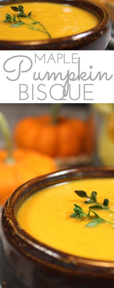 Photo of Maple Pumpkin Bisque