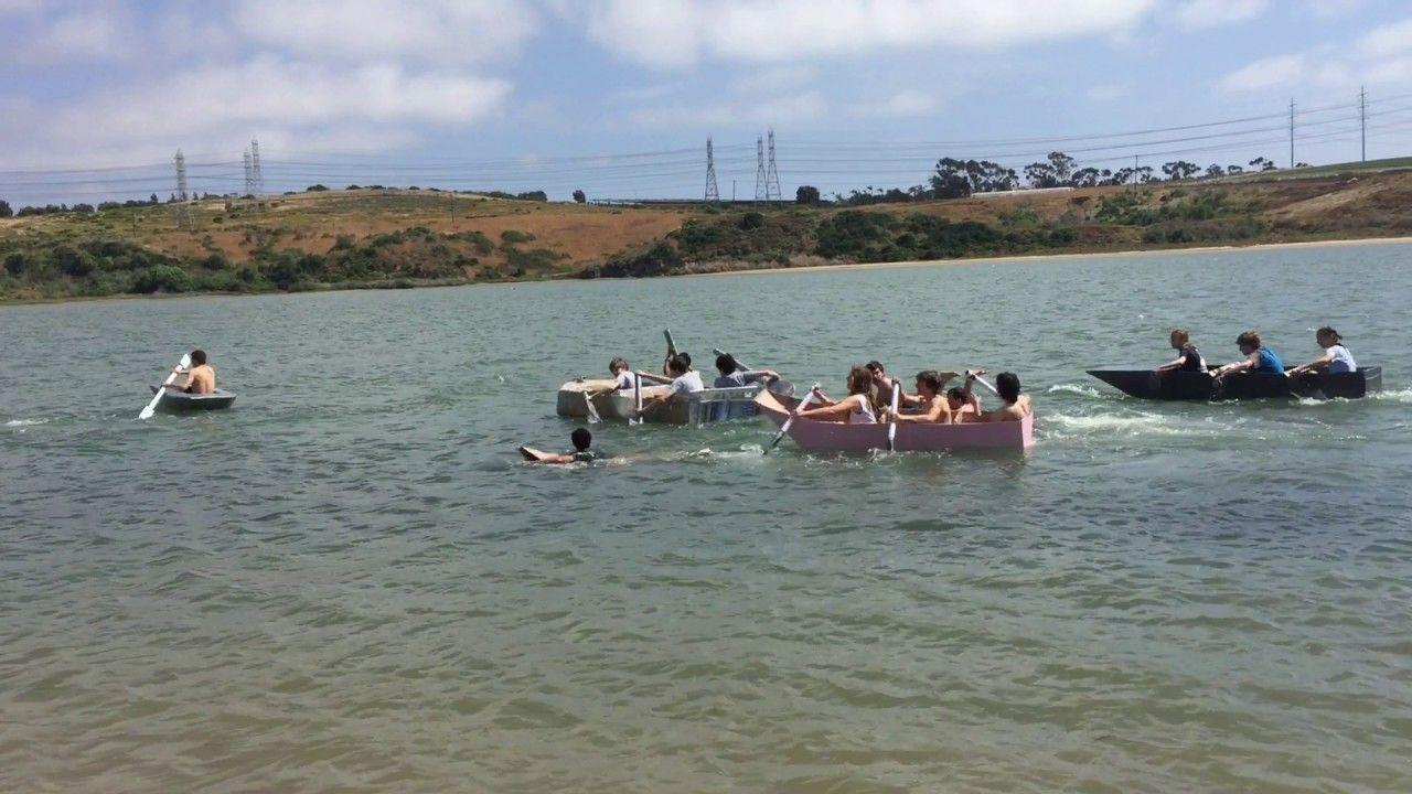 SDA Cardboard Boat Race 2017