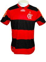 Camisa de Jogo Flamengo 2012 Olympikus Listrada  d12dca6483b34
