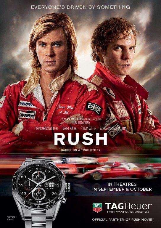 Rush Niki Lauda And James Hunt