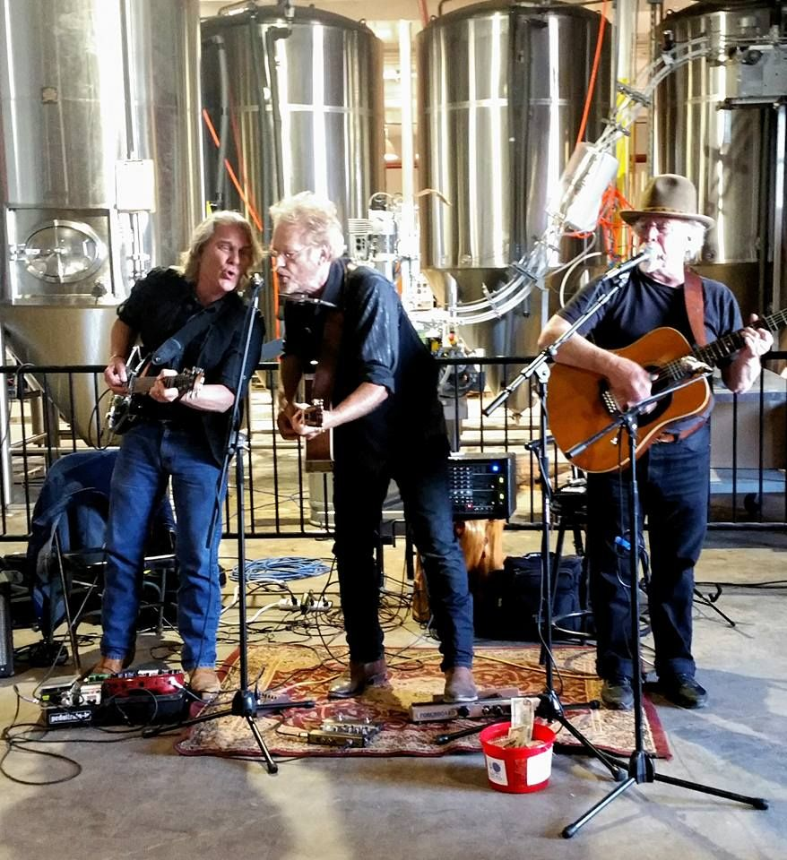 Live Music on most Sundays at Ozark Beer Co. Downtown Rogers Arkansas