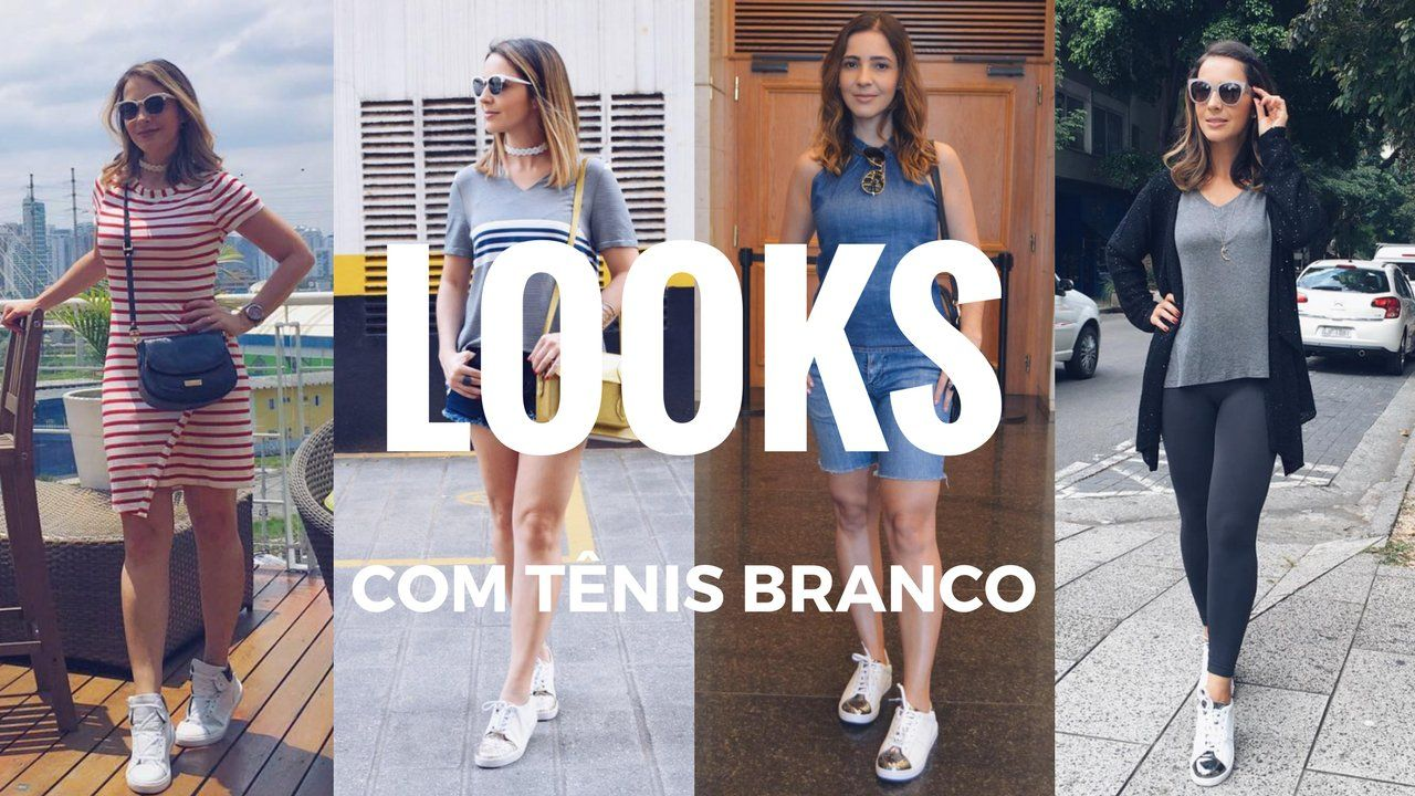 Dicas+de+looks+usando+tênis+branco
