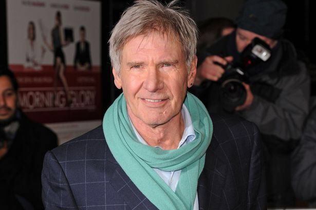 Carrick Harrison Ford Celebrities Male Harrison Ford Indiana Jones