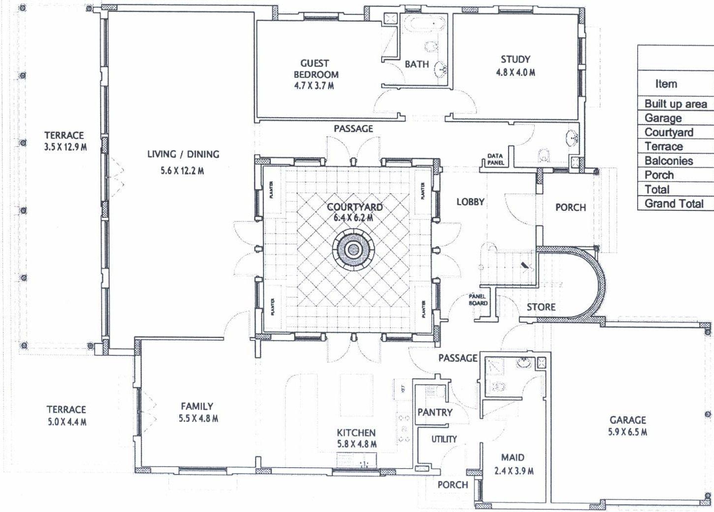 Marbella Type 1 Ground Floor Plan Floor Plans Ground Floor Plan Ground Floor