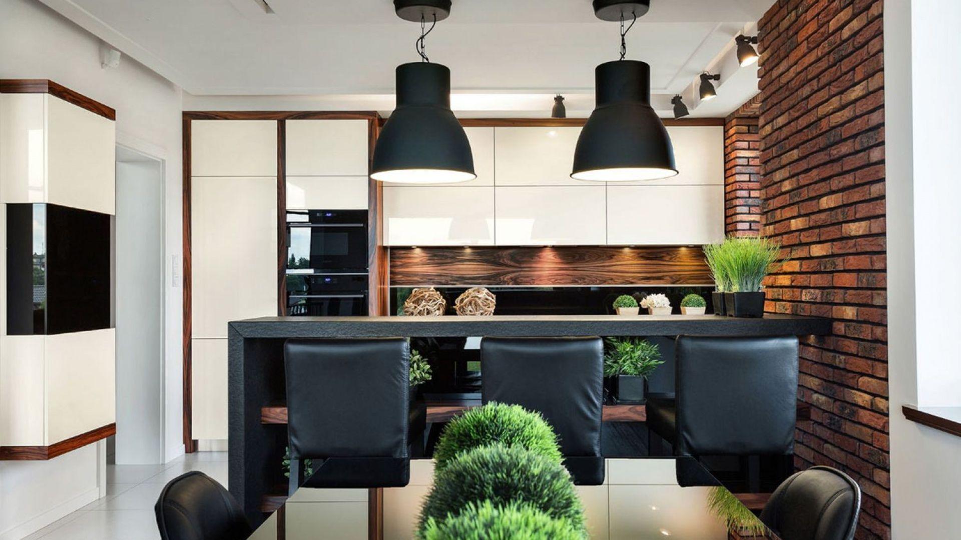 Modna Kuchnia Urzadz Ja W Stylu Loft Home Decor Decor Interior