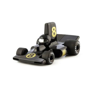 Playforever Verve Velocita Racing Car Emilio Black - Trouva
