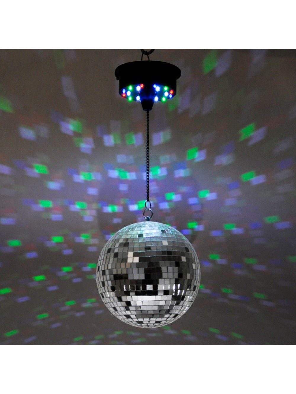 Rotating disco mirror ball ceiling light my party pinterest rotating disco mirror ball ceiling light aloadofball Image collections