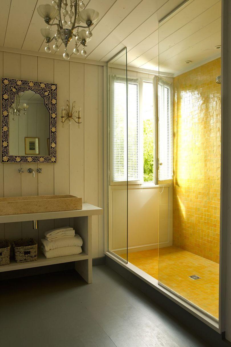 Photo of Verwendung von zelligen Fliesen, inspiriert von Hermès
