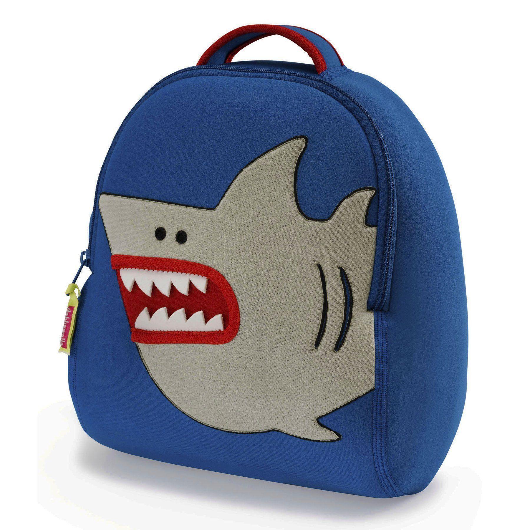 416cf9511860 DABBAWALLA SHARK BACKPACK