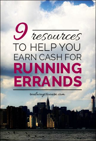 This Is A List Of 9 Diffe Companies That Will Pay You To Run Errands And Do Odd Jobs For People In Your Local Area
