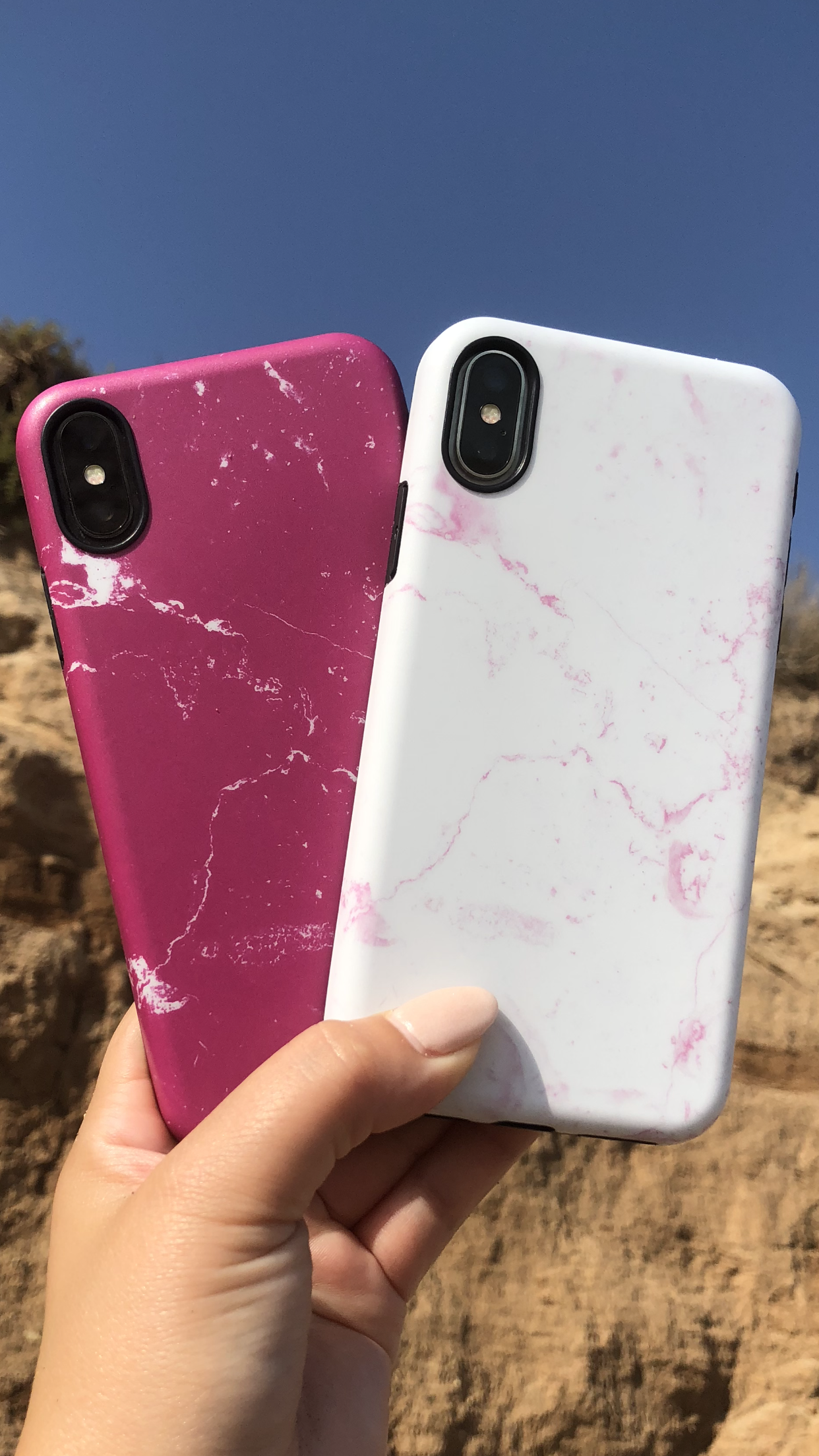 watching iphone 8 and iphone xr phone cases