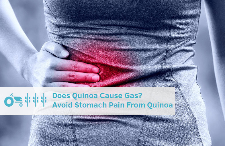 Does quinoa cause gas