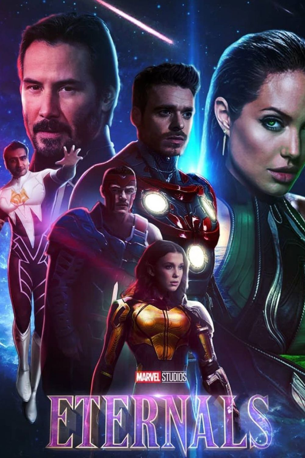 The Eternals Upcoming Marvel Movies Latest Hollywood Movies Marvel Cinematic