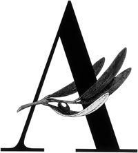 Atheneum. LOVE this. #logodesign #brand