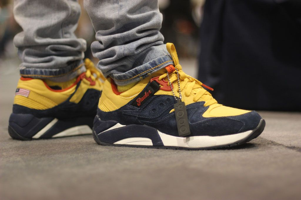 The Best Sneakers Spotted at SoleXChange New York