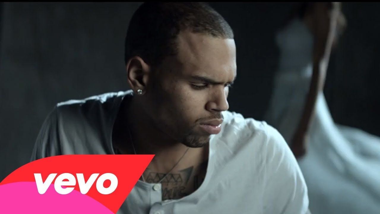 Chris Brown Don T Wake Me Up If I Wake And You Re Here Still