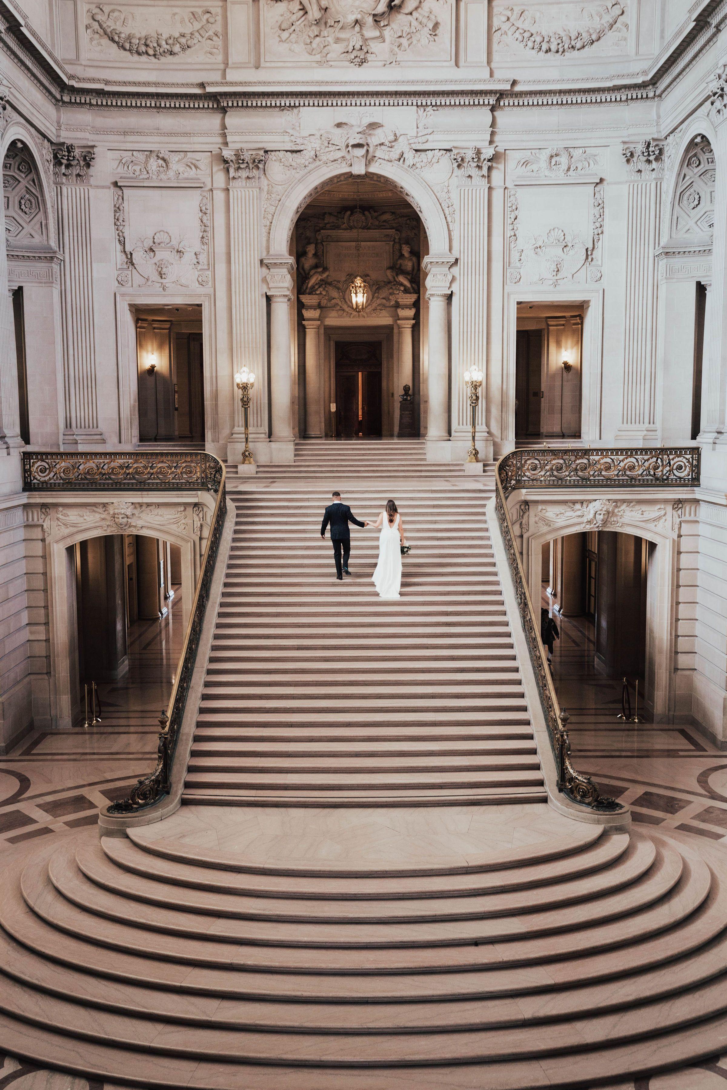 San Francisco City Hall Wedding Ceremony Ashley Emily In 2020 San Francisco City Hall Wedding Ceremony San Francisco City Hall Wedding San Francisco City Hall
