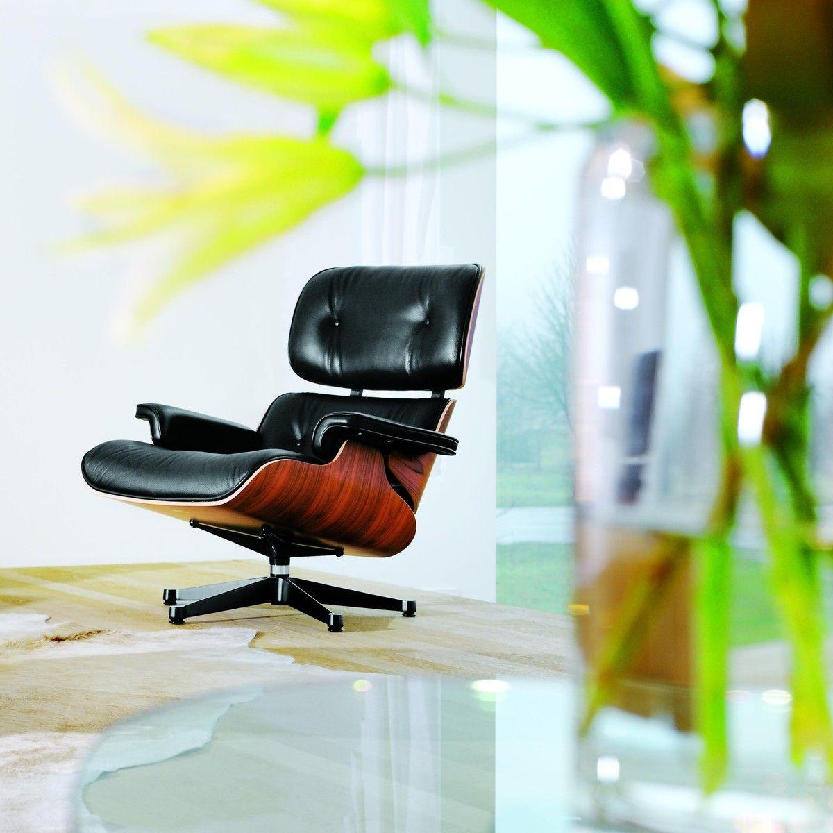 Eames Lounge Chair Drehsessel Leder Drehsessel Lounge Chair Sessel