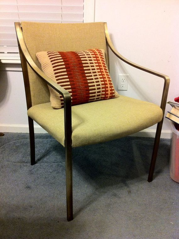 The England Chair by Bert England for Stow u0026 by MadModWorldVintage & The England Chair by Bert England for Stow u0026 Davis in Stainless ...