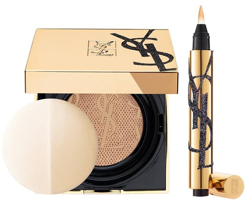 YSL Touche Eclat Monogram Edition and Makeup Setting Spray Hydrating -  Beauty Trends and Latest Makeup Collections  9ca56921f7f