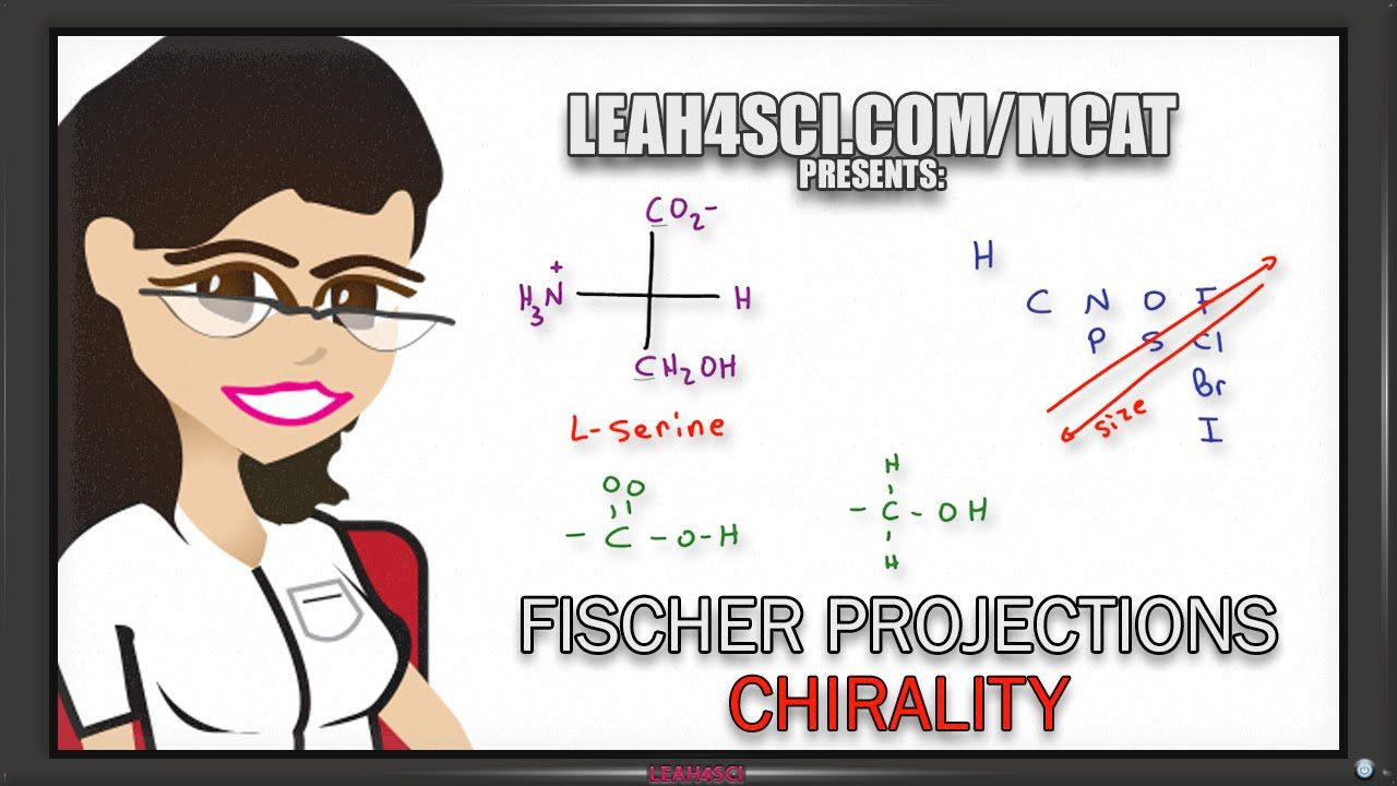 how to draw a fischer projection of an amino acid